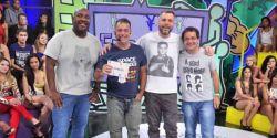 Elenco do Encrenca deixa a RedeTV! após sete anos; atração segue no ar